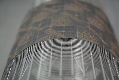 diagonal drum cover